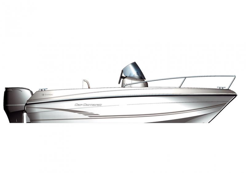 boat Cap Camarat 5.1 CC