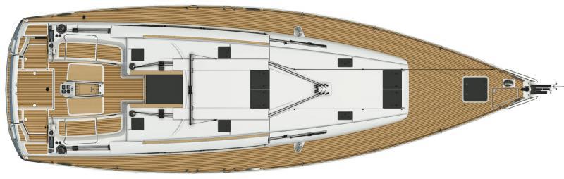 Sun Odyssey 519 │ Sun Odyssey of 16m │ Boat Sailboat Jeanneau  13699