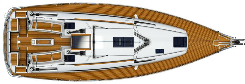 Sun Odyssey 419 │ Sun Odyssey of 13m │ Boat Barche a vela Jeanneau  13099