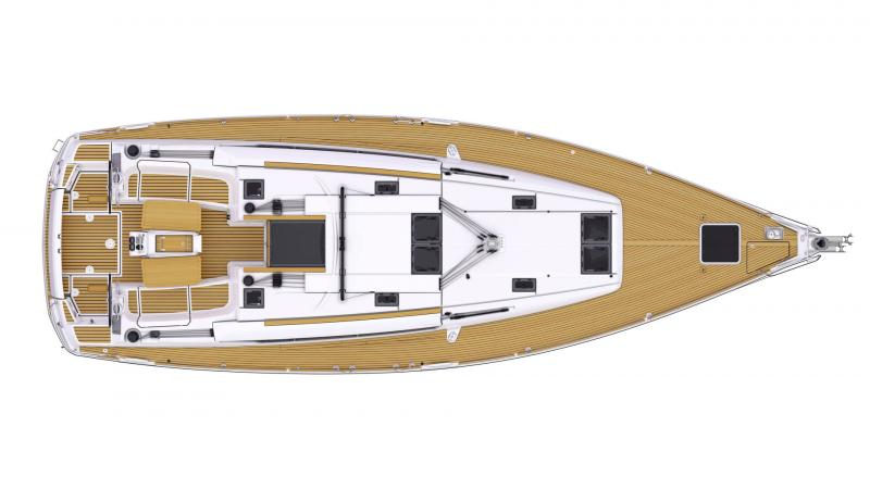 Sun Odyssey 479 │ Sun Odyssey of 14m │ Boat Barche a vela Jeanneau  13345