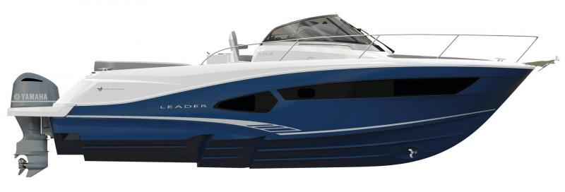 Leader 10.5 │ Leader WA of 11m │ Boat powerboat Jeanneau  18725