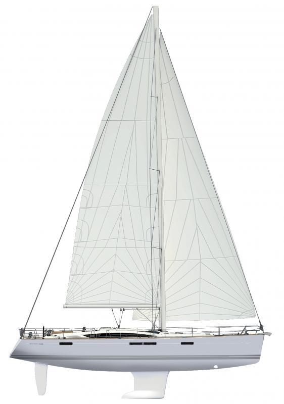 Jeanneau 58