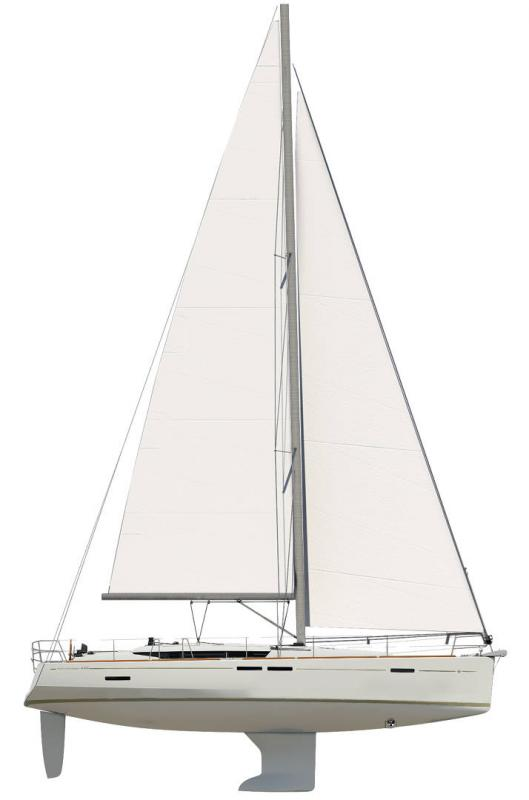 Sun Odyssey 449 │ Sun Odyssey of 14m │ Boat Sailboat Jeanneau  19549