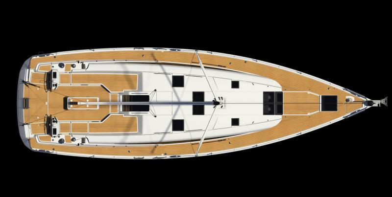 Jeanneau 54 │ Jeanneau Yachts of 16m │ Boat Segelboote Jeanneau  13585