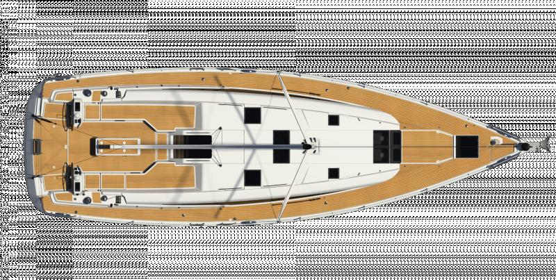 Jeanneau 54 │ Jeanneau Yachts of 16m │ Boat Segelboote Jeanneau  13586