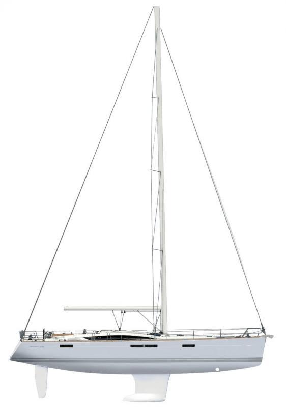 Jeanneau 58 │ Jeanneau Yachts of 18m │ Boat Sailboat Jeanneau  13707