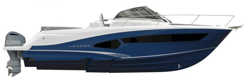 Leader 10.5 │ Leader of 11m │ Boat Fuera-borda Jeanneau  15037