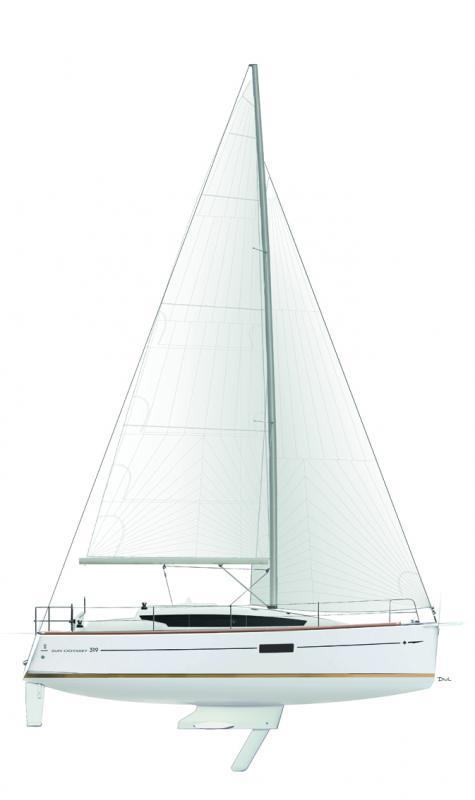 Sun Odyssey 319 │ Sun Odyssey of 10m │ Boat Barche a vela Jeanneau  10730