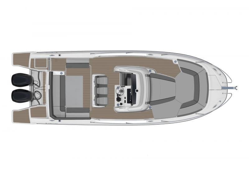 Leader 9.0 CC │ Leader CC of 9m │ Boat Outboard Jeanneau  11937