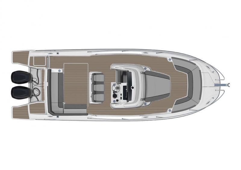 Leader 9.0 CC │ Leader CC of 9m │ Boat Fuera-borda Jeanneau  11939