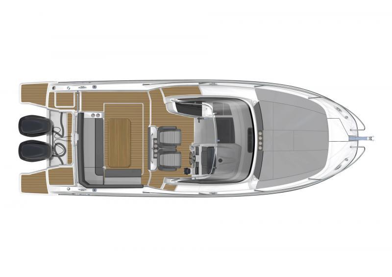 Leader 9.0 │ Leader of 9m │ Boat Fuera-borda Jeanneau  15493