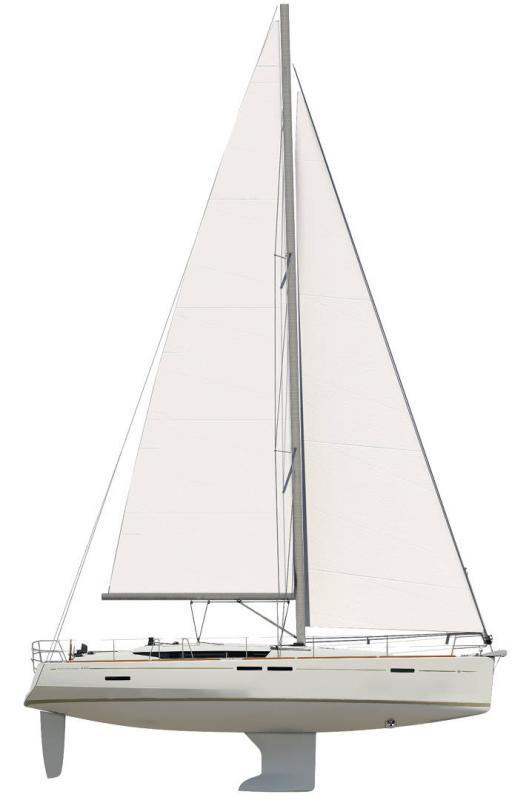 Sun Odyssey 449 │ Sun Odyssey of 14m │ Boat Barche a vela Jeanneau  13715