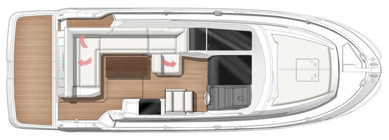 Leader 30 │ Leader of 9m │ Boat Entrobordo Jeanneau  14239