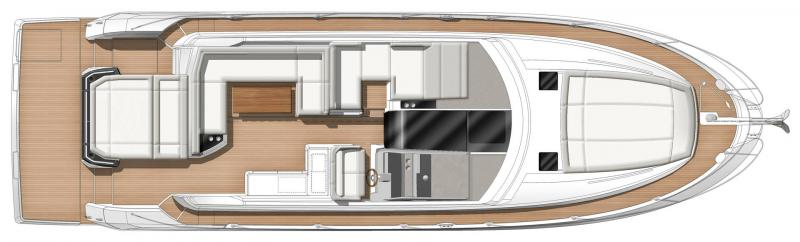 Leader 46 │ Leader of 14m │ Boat Intra-borda Jeanneau  14474