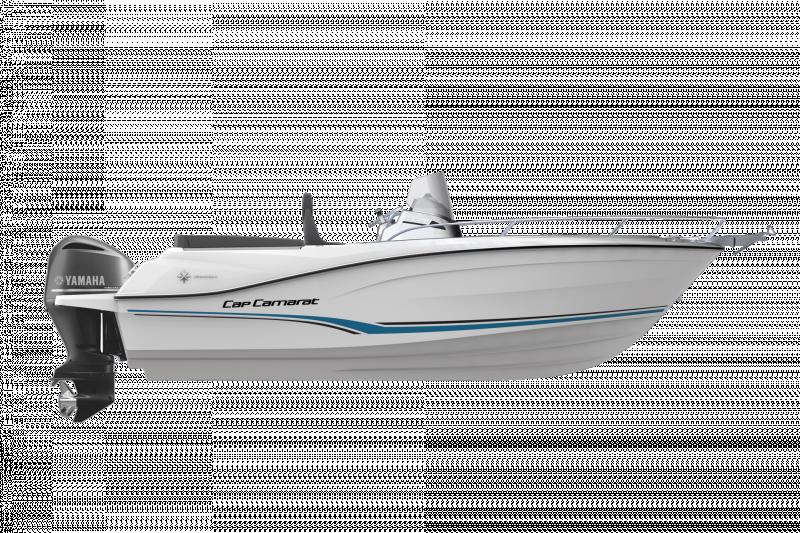 Cap Camarat 6.5 CC série3 │ Cap Camarat Center Console of 7m │ Boat Outboard Jeanneau  13701