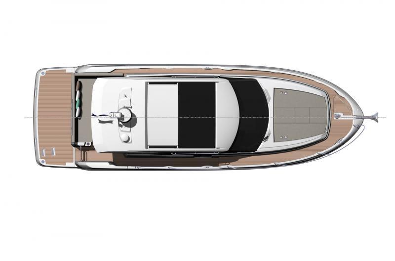 NC 37 │ NC of 11m │ Boat Inboard Jeanneau  12145