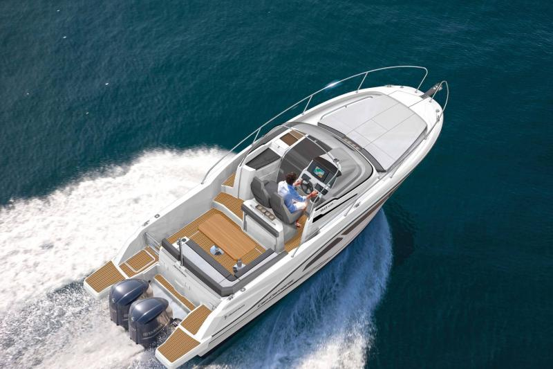 Cap Camarat 9.0 WA │ Cap Camarat Walk Around of 9m │ Boat Outboard Jeanneau  14553