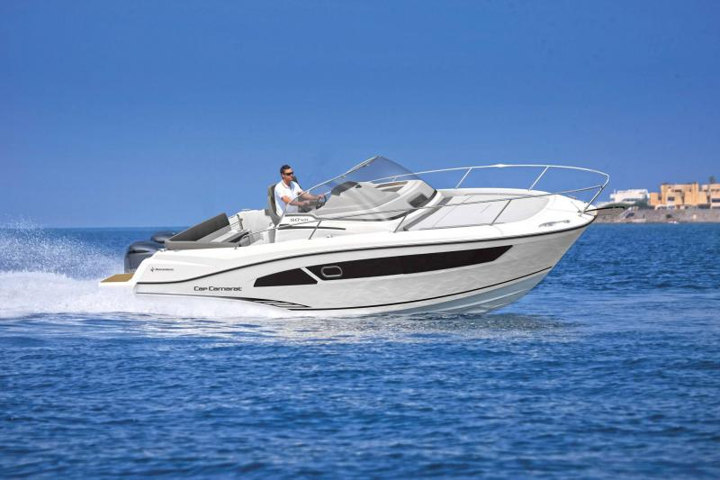 Cap Camarat 9.0 WA │ Cap Camarat Walk Around of 9m │ Boat Outboard Jeanneau  14554