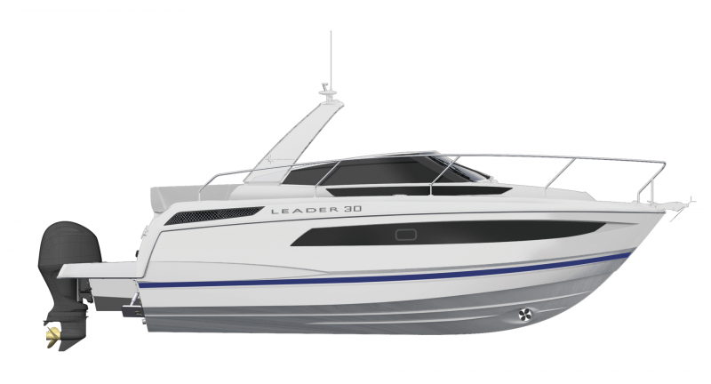 Leader 30 OB │ Leader of 9m │ Boat Fuera-borda Jeanneau  15287
