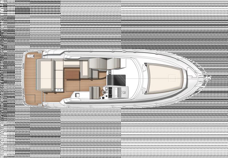 Leader 36 │ Leader of 12m │ Boat Inbord Jeanneau  14334