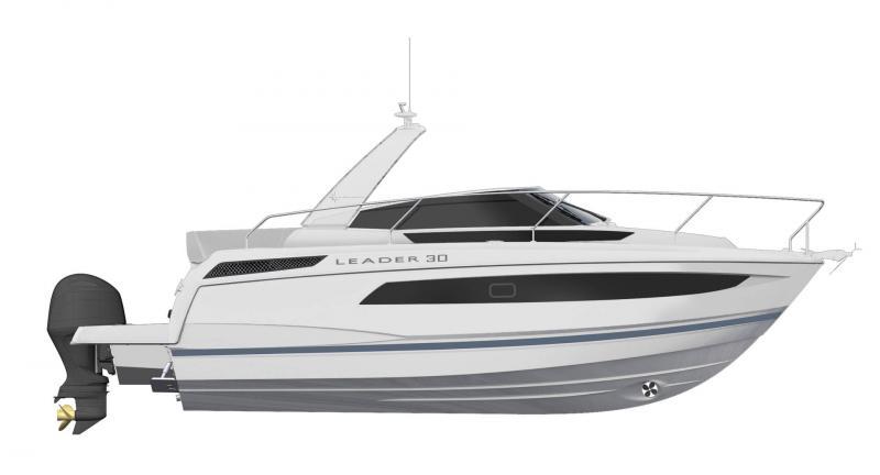 Leader 30 │ Leader of 9m │ Boat Entrobordo Jeanneau  14241
