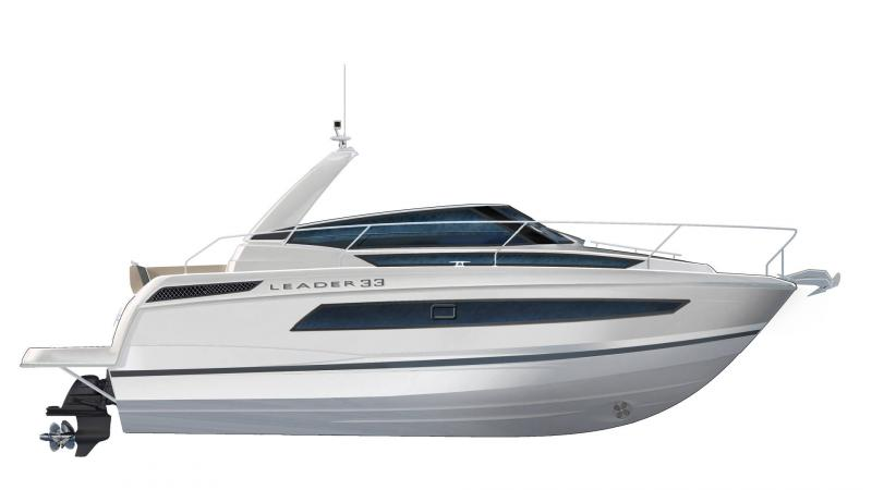 Leader 33 │ Leader of 11m │ Boat Intra-borda Jeanneau  14297