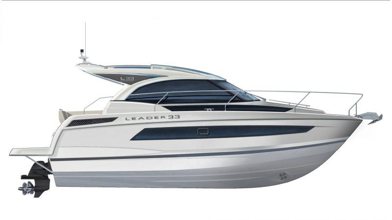 Leader 33 │ Leader of 11m │ Boat Intra-borda Jeanneau  14298
