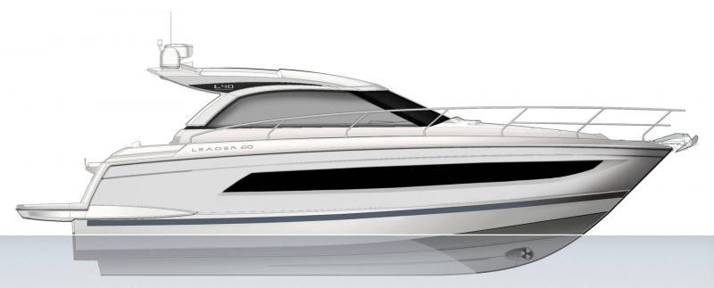 Leader 40 │ Leader of 12m │ Boat Inboard Jeanneau  14410