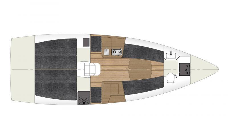Sun Fast 3300 │ Sun Fast of 10m │ Boat Sailboat Jeanneau  15786