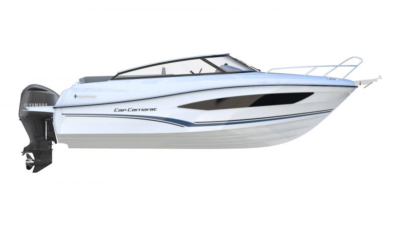 Cap Camarat 7.5 DC série 2 │ Cap Camarat Day Cruiser of 7m │ Boat Außenbord Jeanneau  15915