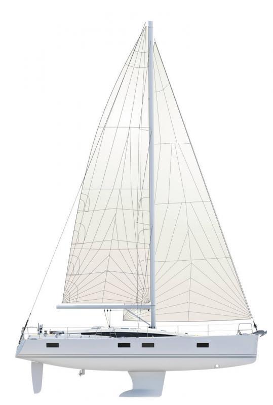 Jeanneau 54 │ Jeanneau Yachts de 16m │ Bateaux Voiliers Jeanneau  16477