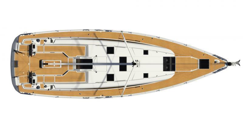 Jeanneau 54 │ Jeanneau Yachts de 16m │ Bateaux Voiliers Jeanneau  16475