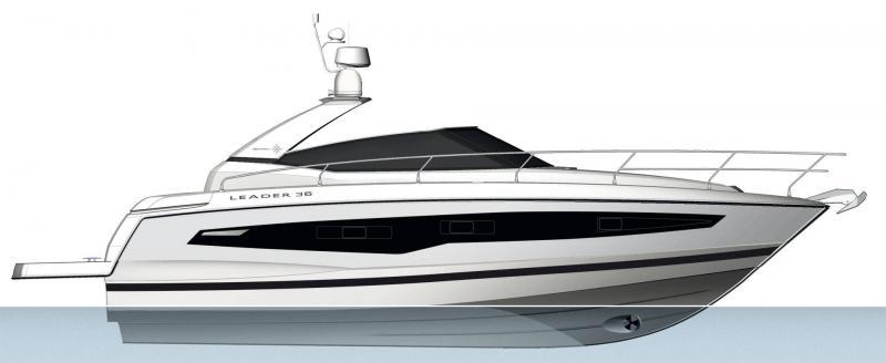 Leader 36 │ Leader of 12m │ Boat Inboard Jeanneau  16972