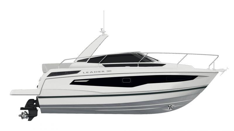 Leader 30 │ Leader of 9m │ Boat Intra-borda Jeanneau  16958