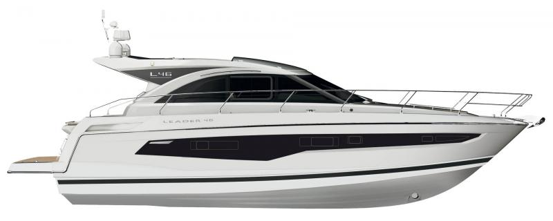 Leader 46 │ Leader of 14m │ Boat Intra-borda Jeanneau  16979