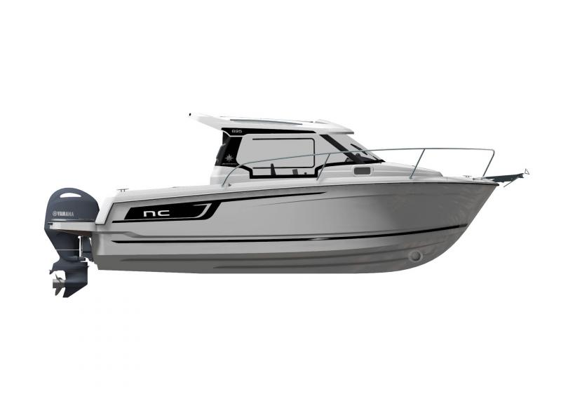 NC 695 │ NC of 7m │ Boat Outboard Jeanneau  16570