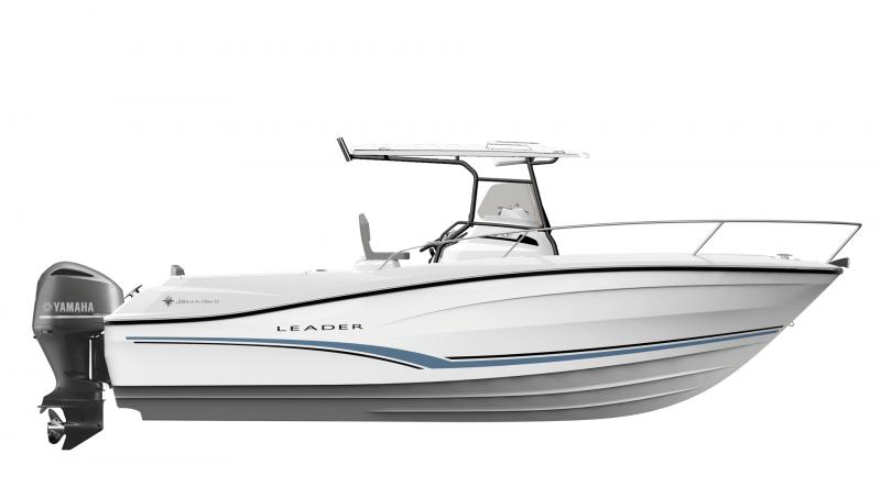Leader 7.5 CC │ Leader CC of 7m │ Boat Fuera-borda Jeanneau  16883
