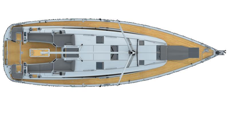 Jeanneau 51 | Deck