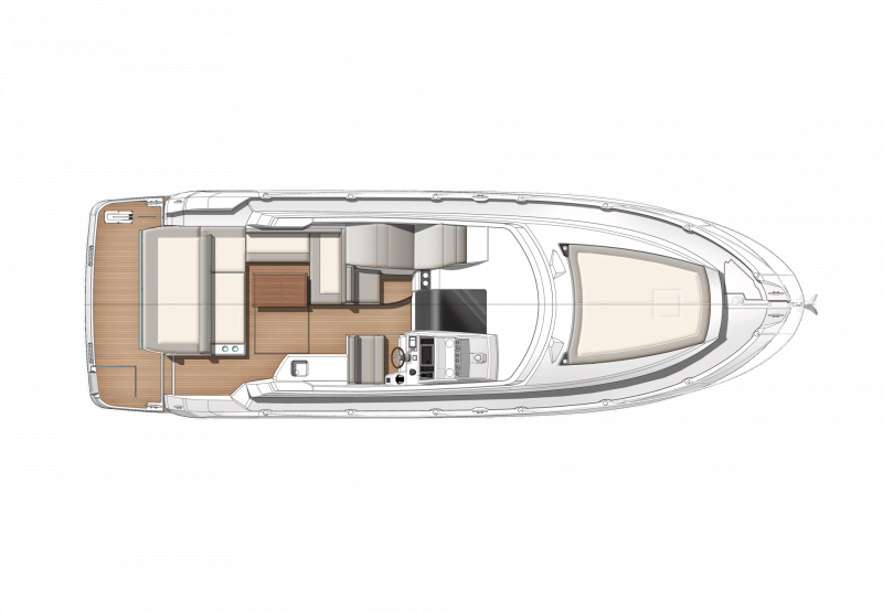 Leader 36 │ Leader of 12m │ Boat powerboat Jeanneau  18384
