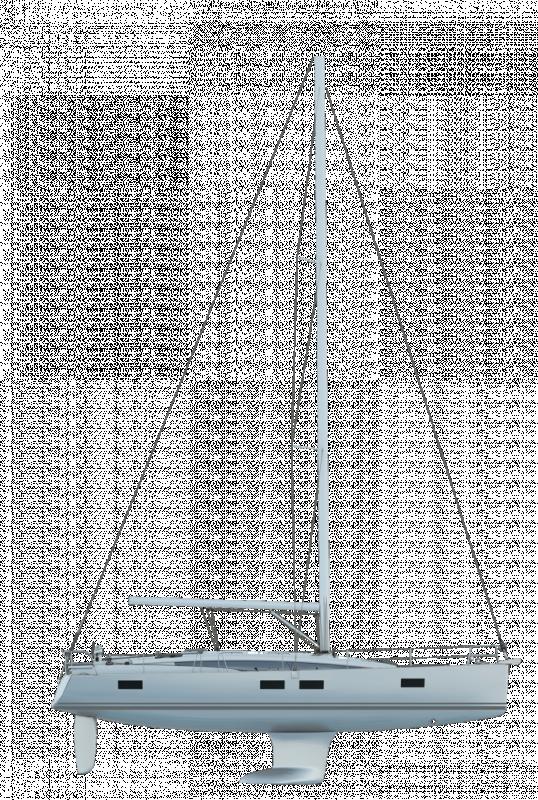 Jeanneau 51 │ Jeanneau Yachts of 15m │ Boat Sailboat Jeanneau  17460
