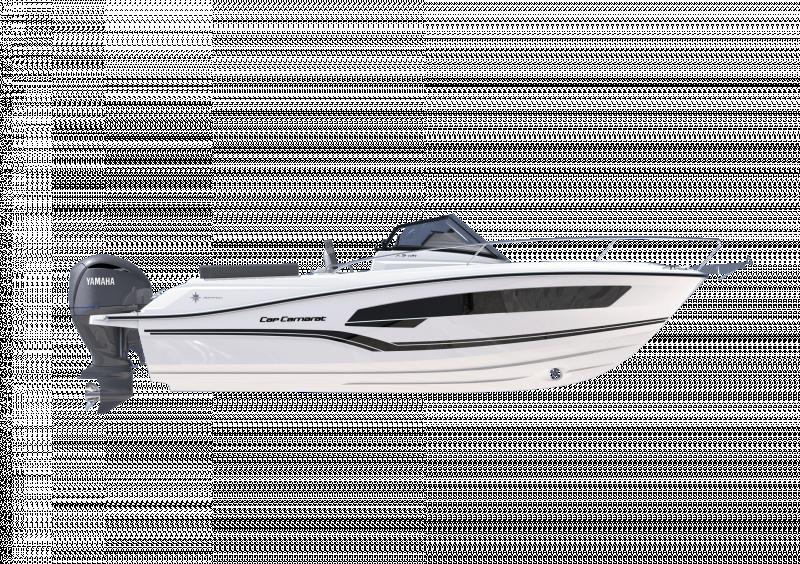 Cap Camarat 7.5 WA Série3 │ Cap Camarat Walk Around of 7m │ Boat powerboat Jeanneau  23147