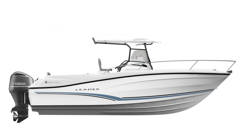 Leader 7.5 CC │ Leader CC of 7m │ Boat Outboard Jeanneau  18790