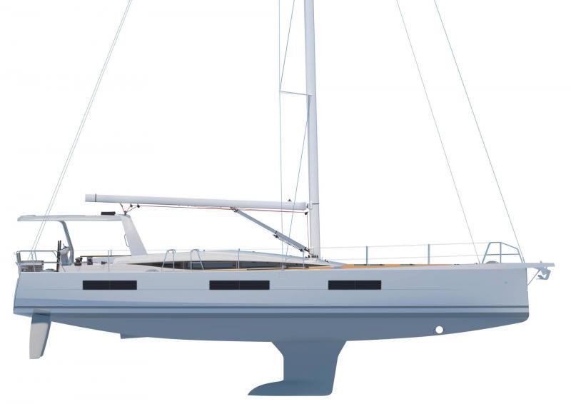 Jeanneau Yachts 60 │ Jeanneau Yachts of 18m │ Boat Sailboat Jeanneau  20851
