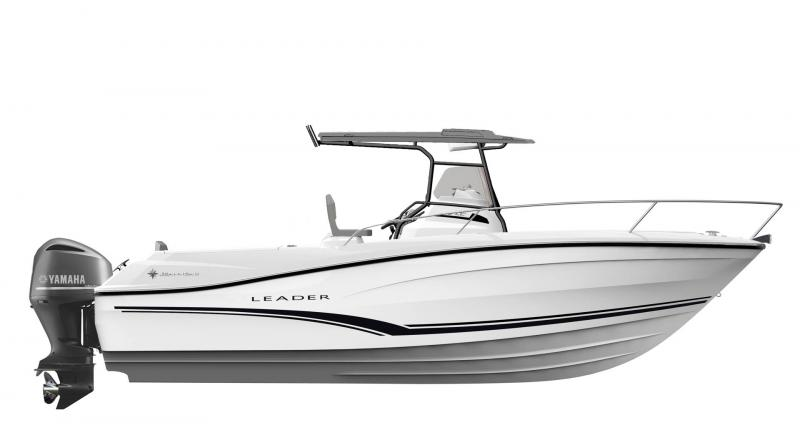 Leader 7.5 CC │ Leader CC of 8m │ Boat powerboat Jeanneau  21666