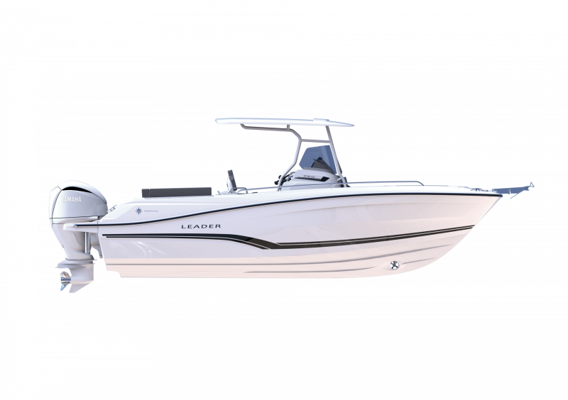 Leader 7.5 CC Series 3 │ Leader CC of 7m │ Boat powerboat Jeanneau  23222