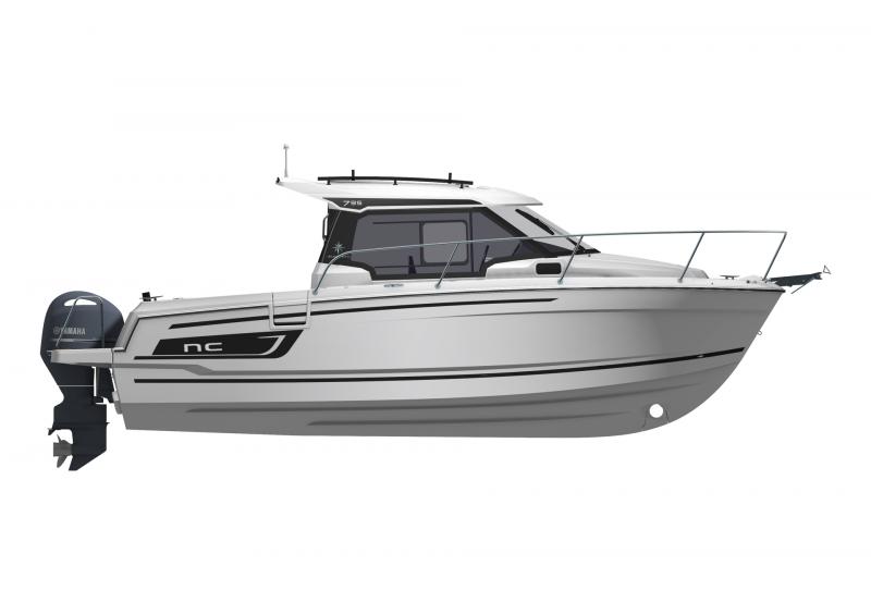 NC 795 Series 2 │ NC Weekender of 8m │ Boat powerboat Jeanneau  21743
