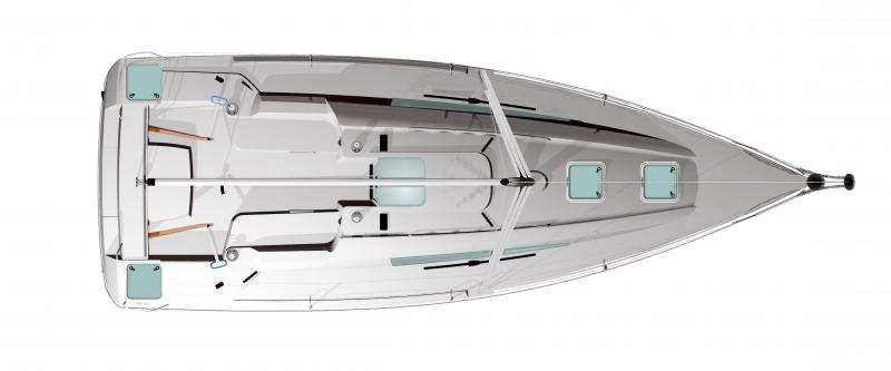 Sun Fast 3200 │ Sun Fast of 10m │ Boat Sailboat Jeanneau boat plans 660