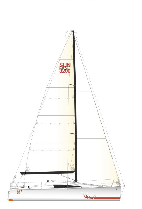 Sun Fast 3200 │ Sun Fast of 10m │ Boat Sailboat Jeanneau boat plans 422