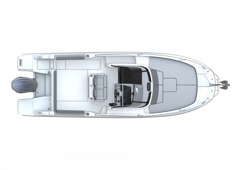 Leader 7.5 Series 3 │ Leader of 7m │ Boat powerboat Jeanneau  23140