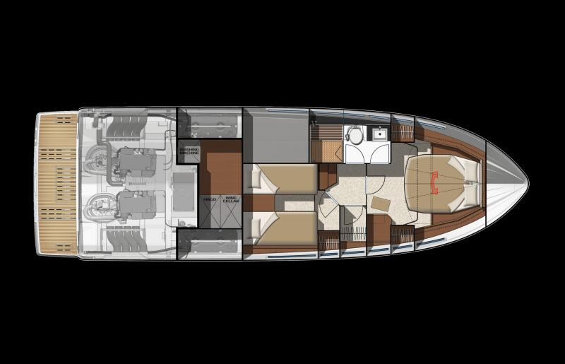 NC 14 │ NC of 14m │ Boat powerboat Jeanneau boote plans 635